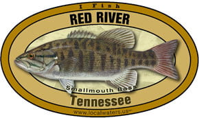 Red River Smallmouth Bass