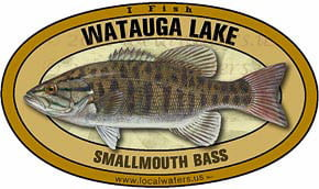 Watauga Lake Smallmouth Bass