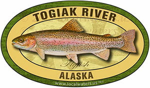 Togiak River Steelhead Flyfishing