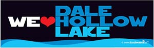 We Love Dale Hollow Lake