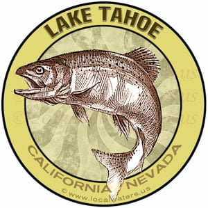Lake Tahoe Fishing California Nevada