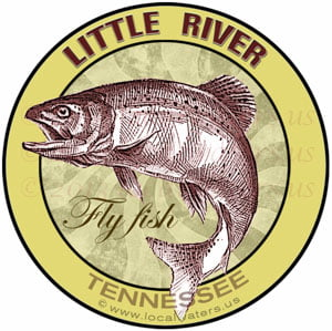 Little River Fly Fishing Sicker Tennessee
