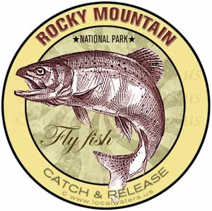 Rocky Mountain National Park Fly Fishing