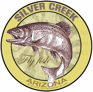 Silver Creek Arizona Fly Fish
