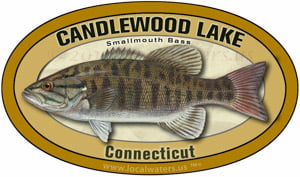 Candlewood Lake smallmouth bass