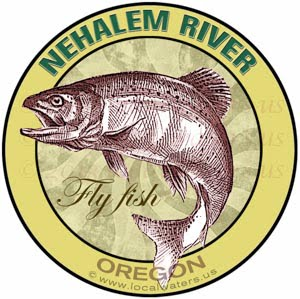 Nehalem River Fly Fish Oregon