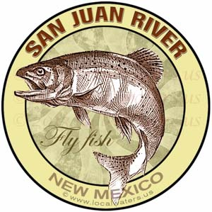 San Juan River New Mexico Fly Fish
