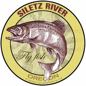 Siletz River Fly Fish Oregon