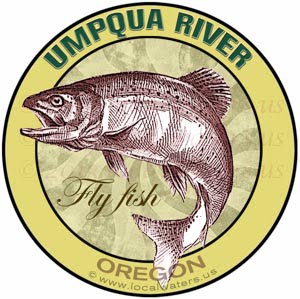 Umpqua River Fly Fish Oregon