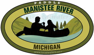 Paddle Manistee River Michigan