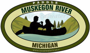 Paddle Muskegon River Michigan