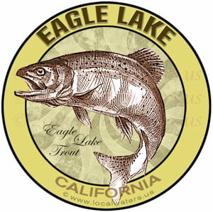 eagle lake trout california