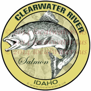 Clearwater River Idaho Salmon Fishing