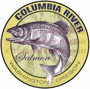 Columbia River Salmon Washington Oregon