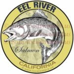 Eel River California Salmon Fishing