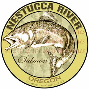 Nestucca River Oregon Salmon Fishing