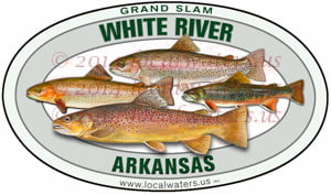 White River Grand Slam sticker decal coffee mug t shirt hoodie coaster design