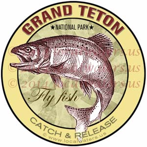 Grand Teton National Park Fly Fishing