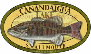 Canandaigua Lake Smallmouth Bass