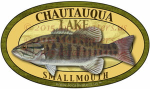Chautauqua Lake Smallmouth