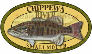 Chippewa River Smallmouth