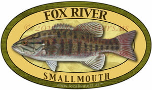 Fox River Smallmouth Bass