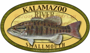 Kalamazoo River Smallmouth