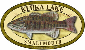 Keuka Lake Smallmouth