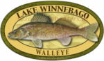 Lake Winnebago Walleye