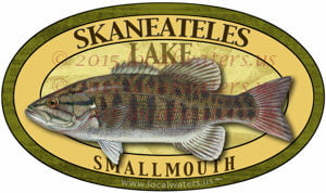 Skaneateles Lake Smallmouth Bass